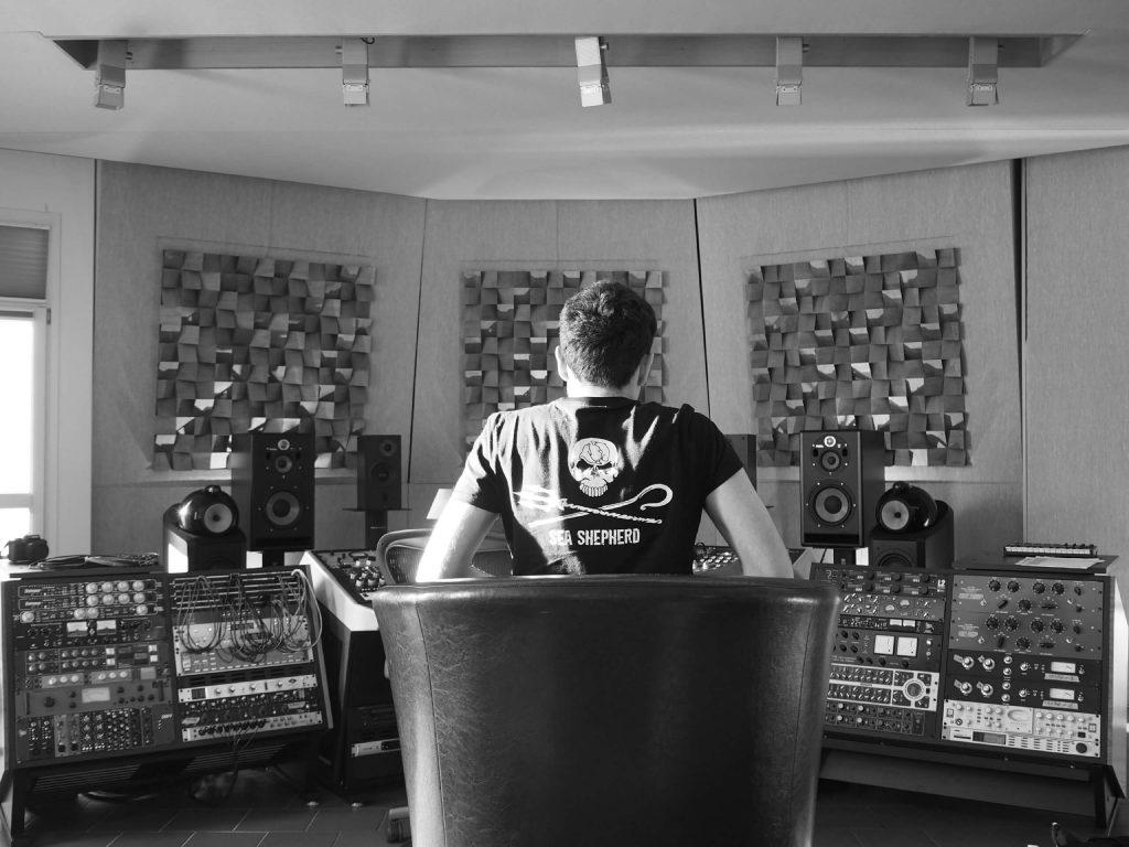 Mastering Session at Fuseroom Studio
