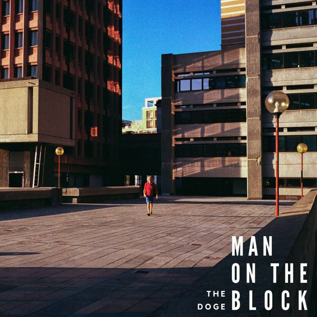 Man On The Block Cover